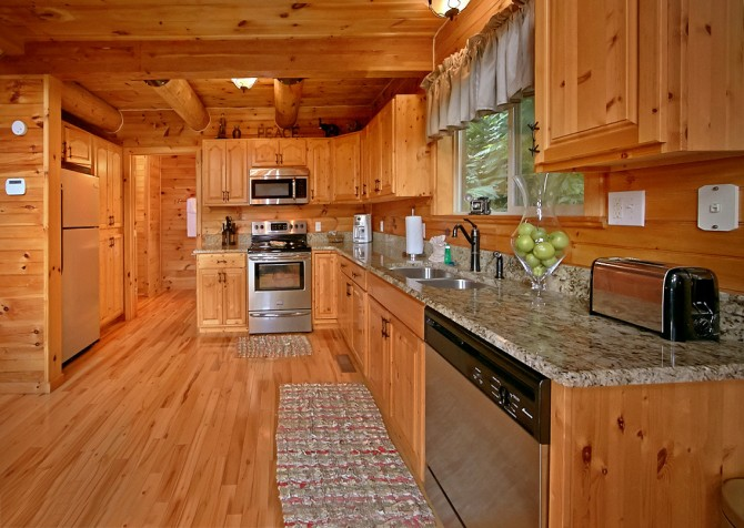 Pigeon Forge Timber Toy Kitchen