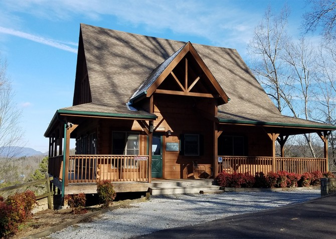 Pigeon Forge - A View to Remember - Exterior