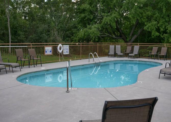 Pigeon Forge – Pin Oak Resort – Pool