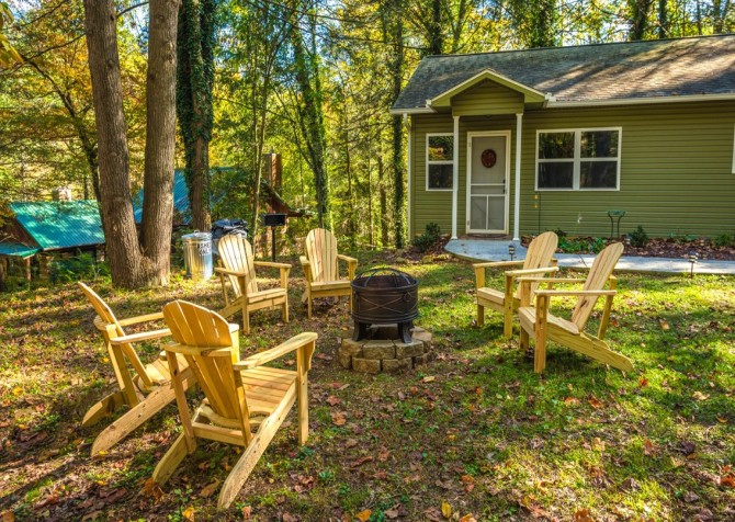 Red Bud Cottage