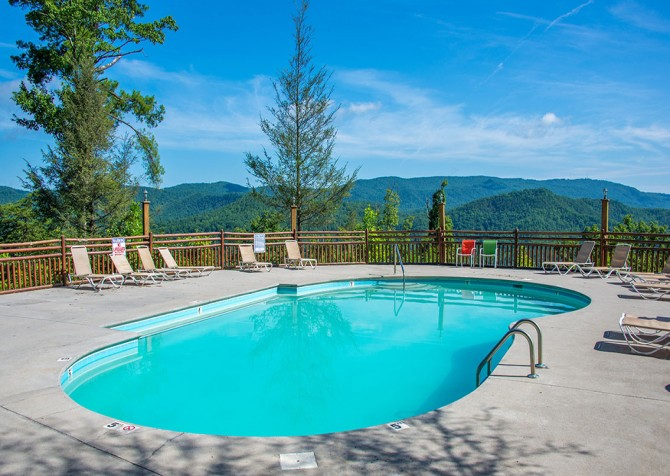 Sevierville - Brother's Cove - Pool