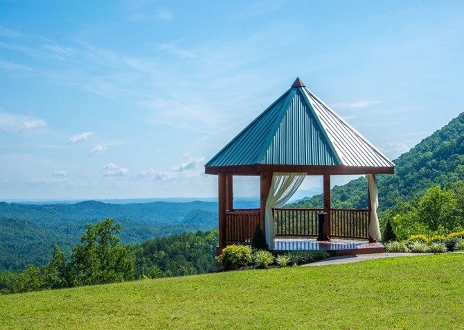 Sevierville - Brother's Cove - Gazebo