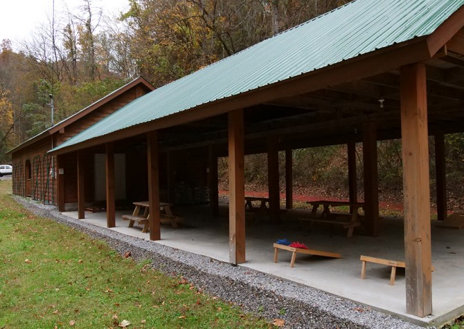 Pigeon Forge Cabin – Shagbark Resort – Playground