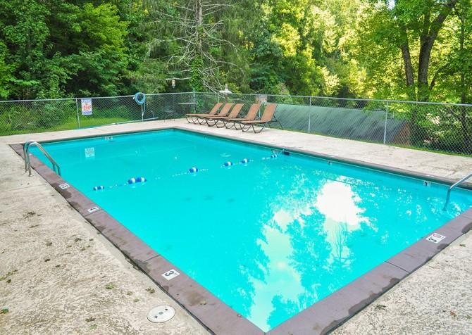 Pigeon Forge - Shagbark Resort - Pool