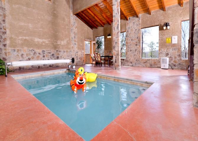 Pigeon Forge - Smoky Mountain Splash - Pool