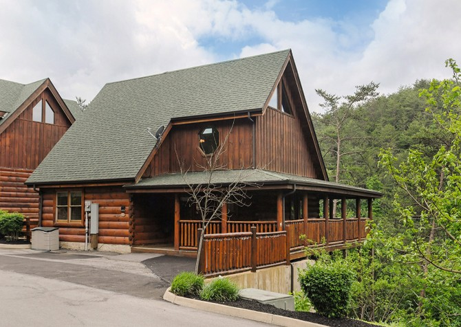 Pigeon Forge - Southern Comfort Escape - Exterior