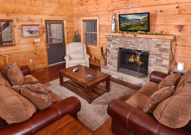 Budget gatlinburg cabins pigeon forge cabins for Star catcher cabin pigeon forge tn