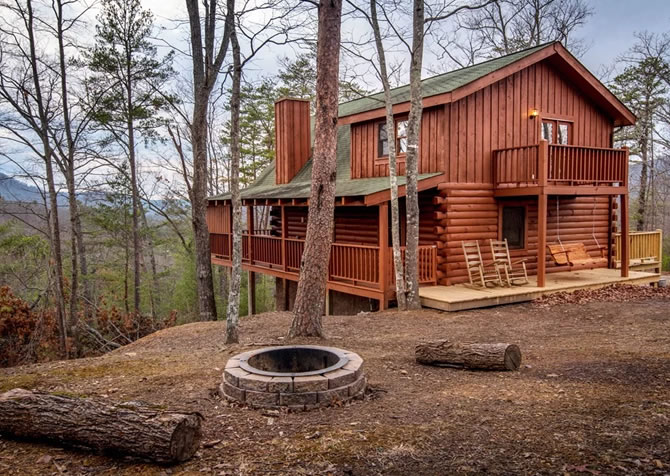 Pet Friendly Cabins In Gatlinburg And Pigeon Forge Tn