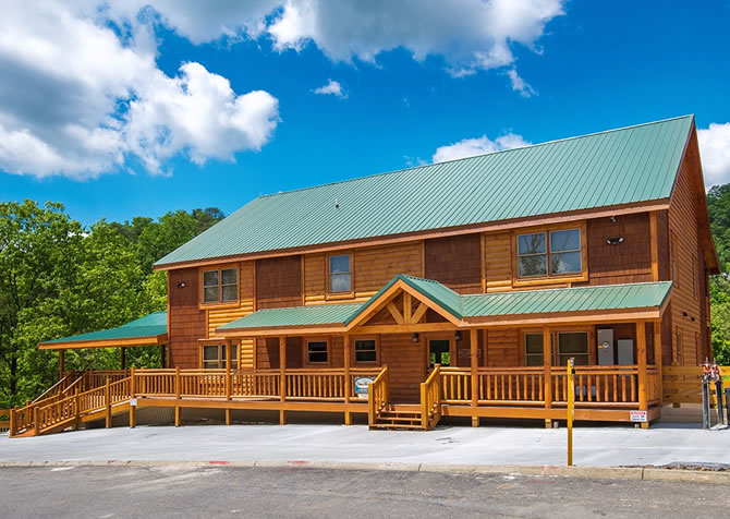 Pigeon Forge Majestic Lodge