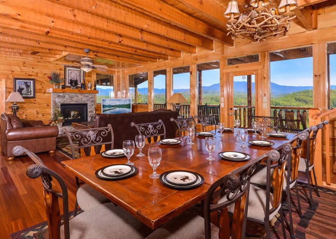 Mt. LeConte Views Lodge