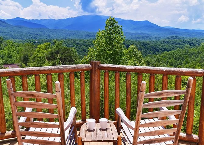 Pinnacle Vista Lodge