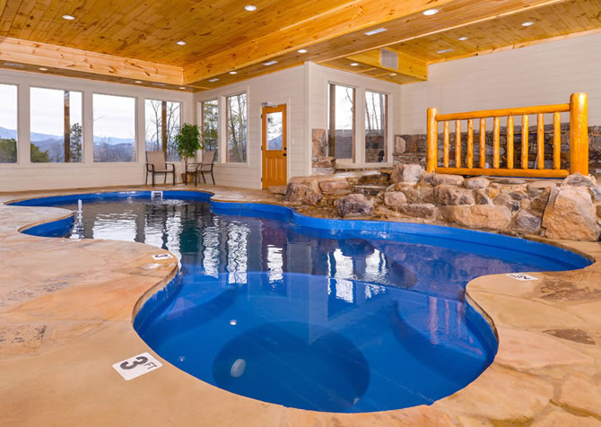 Gatlinburg Cabins With Pools
