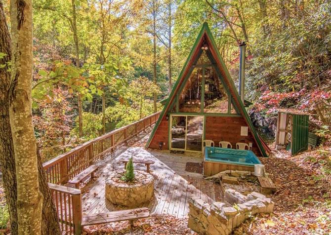 Gatlinburg Cabin Rentals The Lodge At Ski Mountain