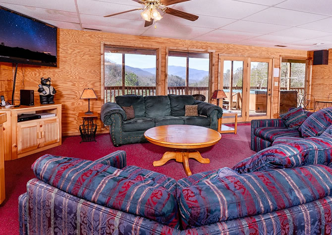 The Smoky Mountain Lodge