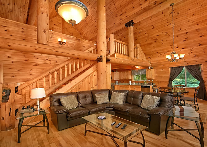 Pigeon Forge Timber Toy