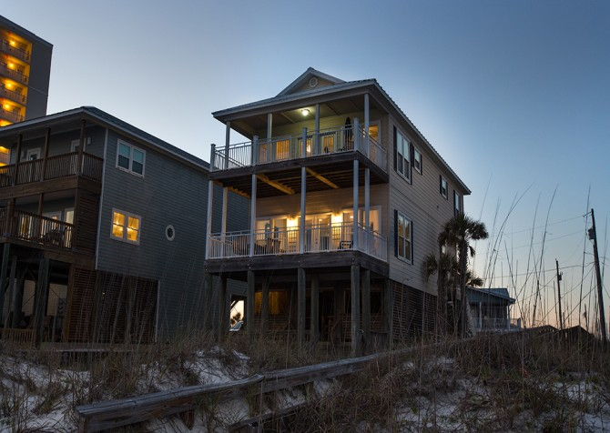 The Beach House - Exterior