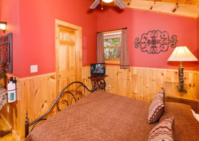 Turning Leaf Bedroom