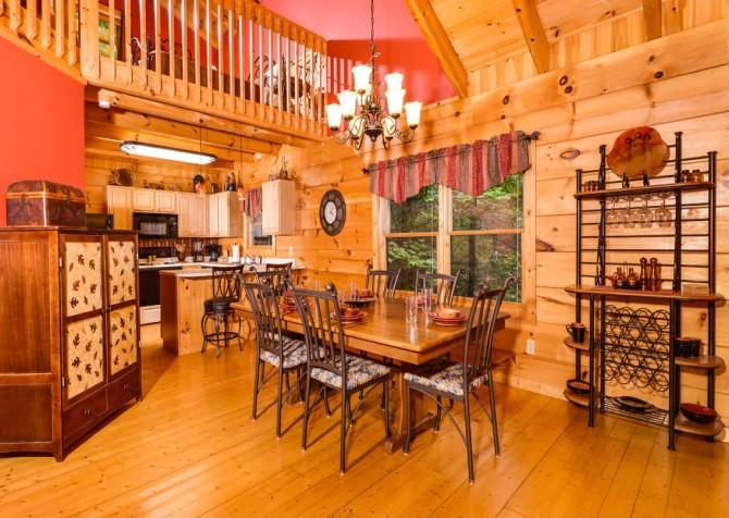 Turning Leaf Dining Room