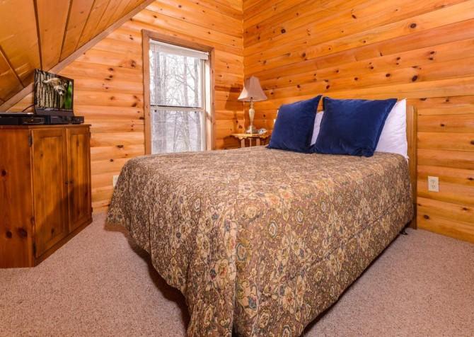 Gatlinburg - Unforgettable - Bedroom Two