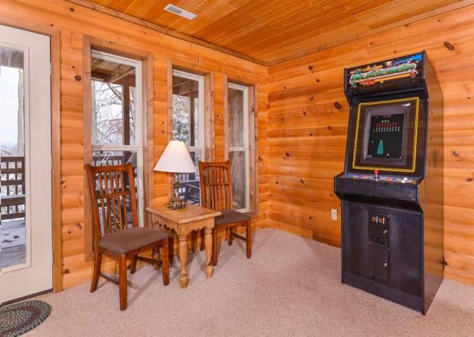 Unforgettable Recreation Room