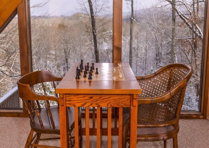 Gatlinburg - Unforgettable - Gameroom Table