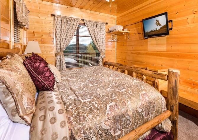 Villa Bellissimo Bedroom