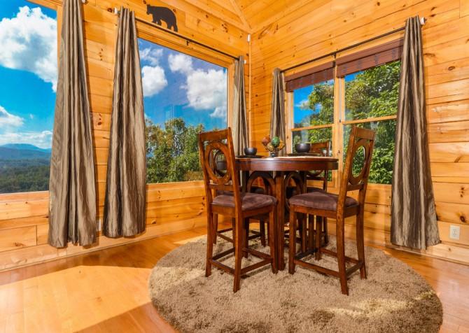 Villa Bellissimo Dining Room
