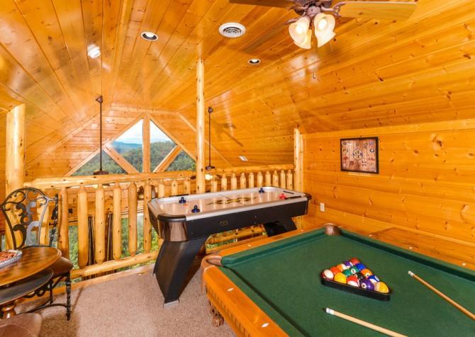 Villa Bellissimo Recreation Room