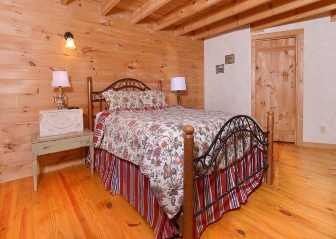Wild Rose Bedroom