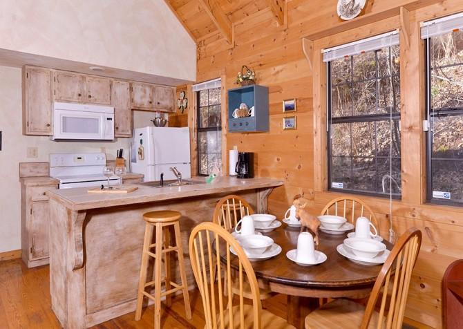 Wild Rose Dining Room