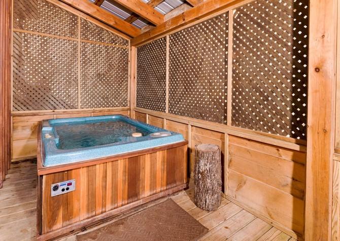 Wild Rose Hot Tub