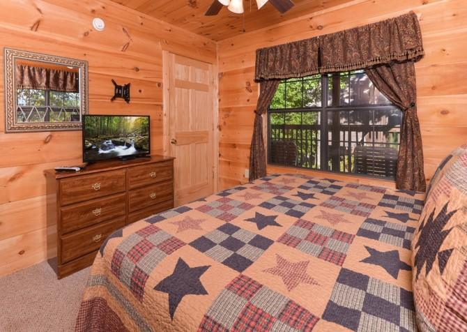 Windswept Retreat Bedroom