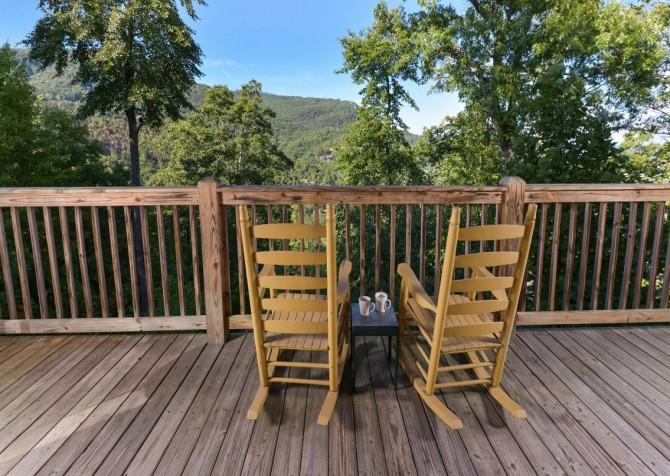 Windswept Retreat Rocking Chairs