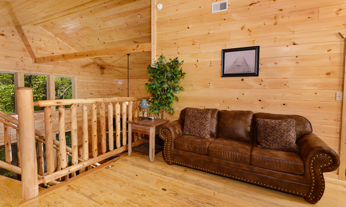 red sofa set and turquoise wall color for incredible.htm pigeon forge cabin rentals angel haven  pigeon forge cabin rentals angel haven