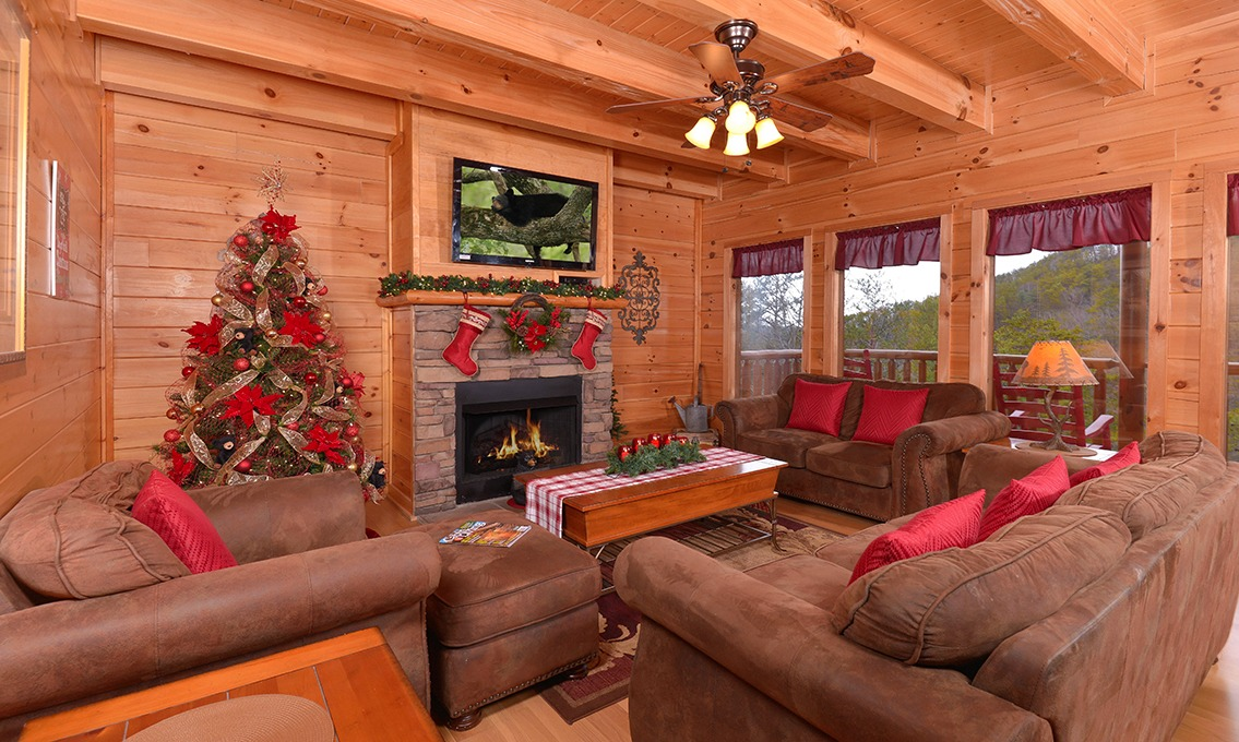 Pigeon Forge Cabin Be Our Guest