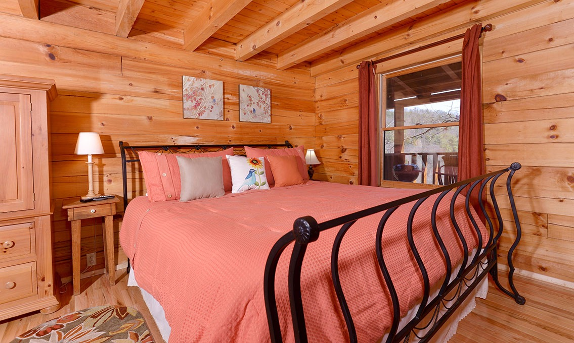 Pigeon forge cabins big chill - 6 bedroom cabins in pigeon forge tn ...