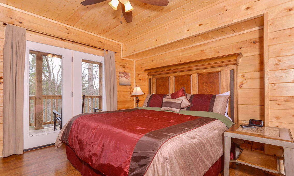 Pigeon Forge Cabins Copper River