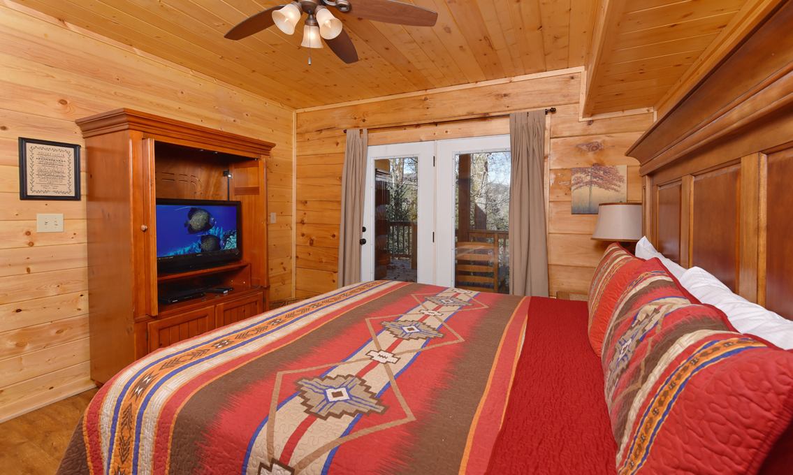 Pigeon Forge Cabins — Copper River
