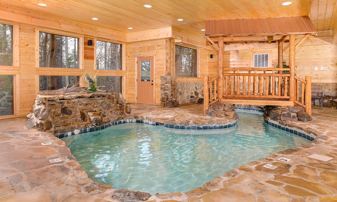 Luxury Smoky Mountain Cabins With Indoor Pool
