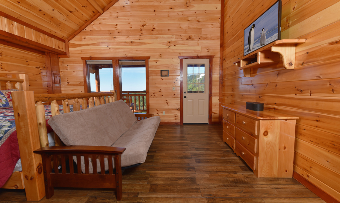 Pigeon Forge Cabins Majestic Mountain Waters
