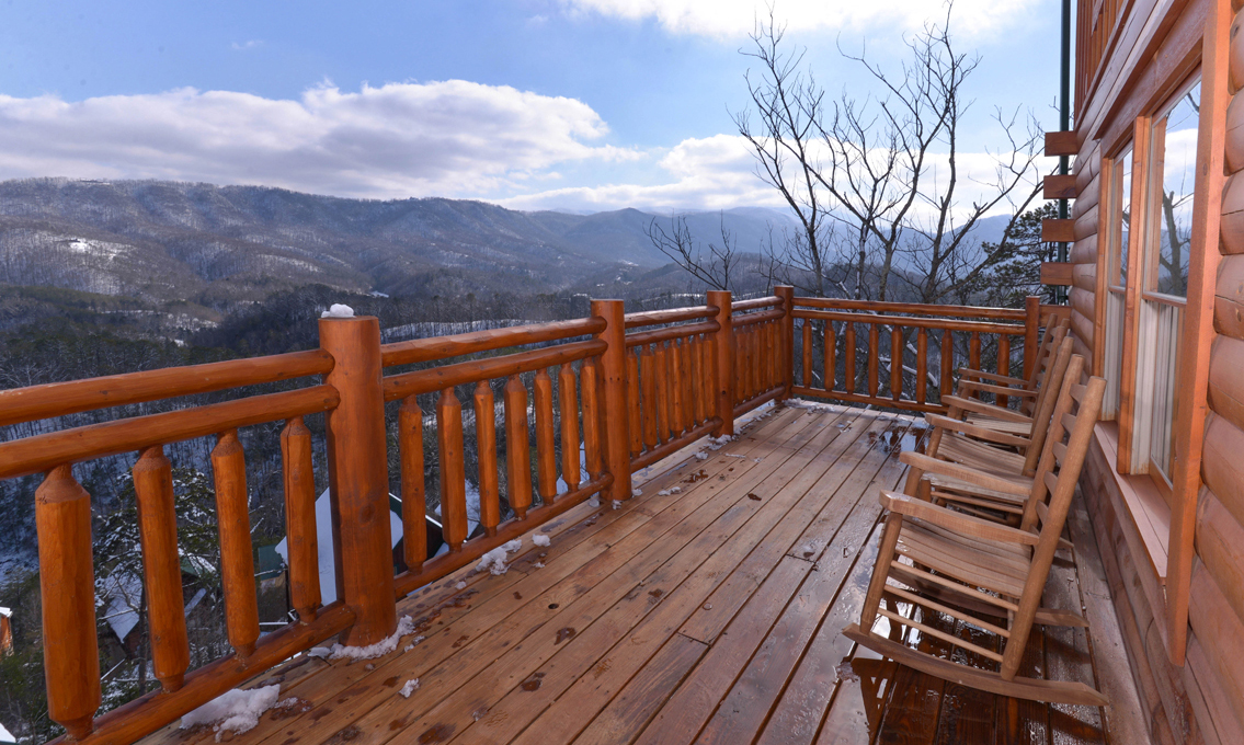 Pigeon Forge Cabins Highland Plunge