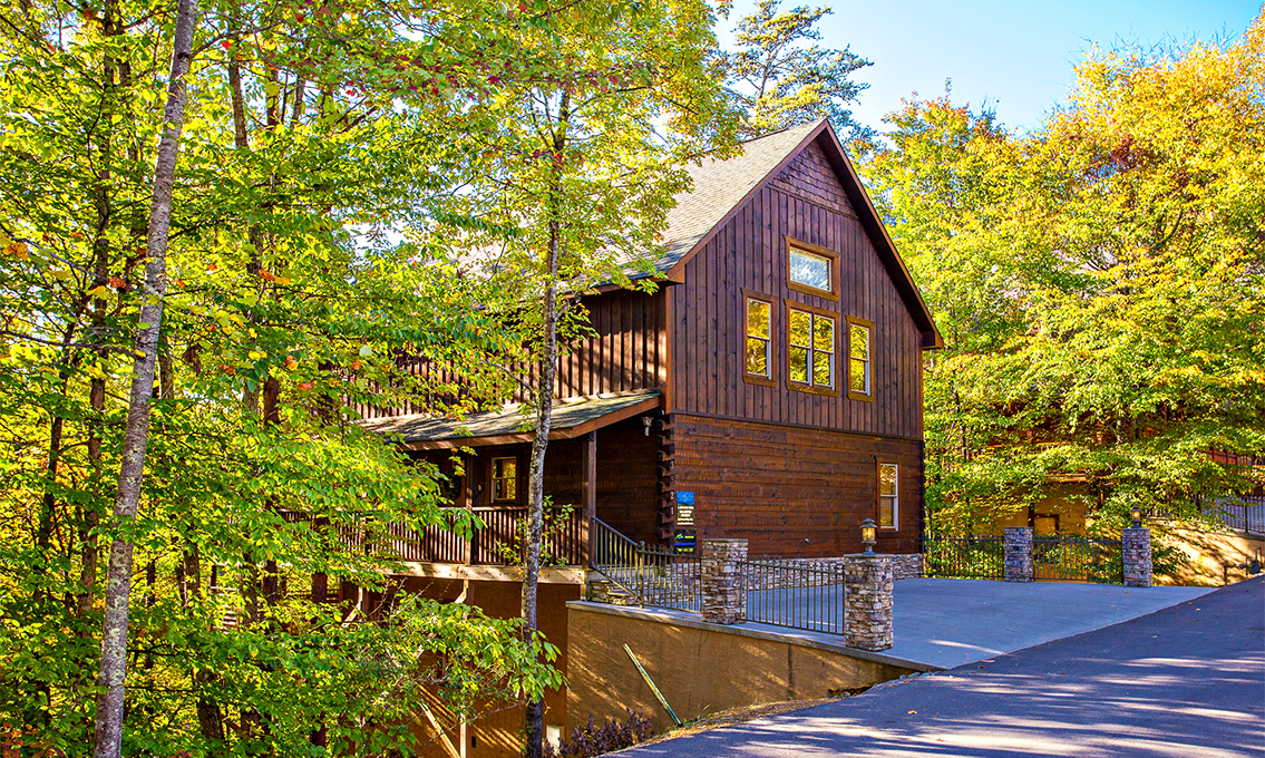 Pigeon Forge Cabins Majestic Forest