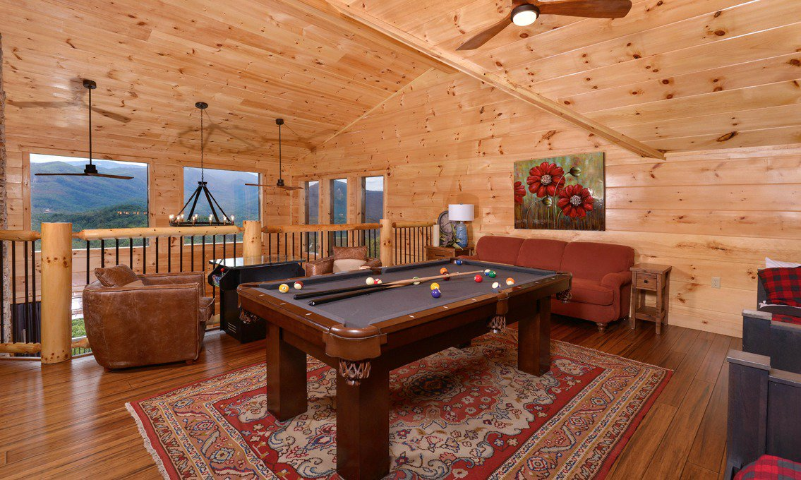Pigeon Forge Cabins Point Of Grace