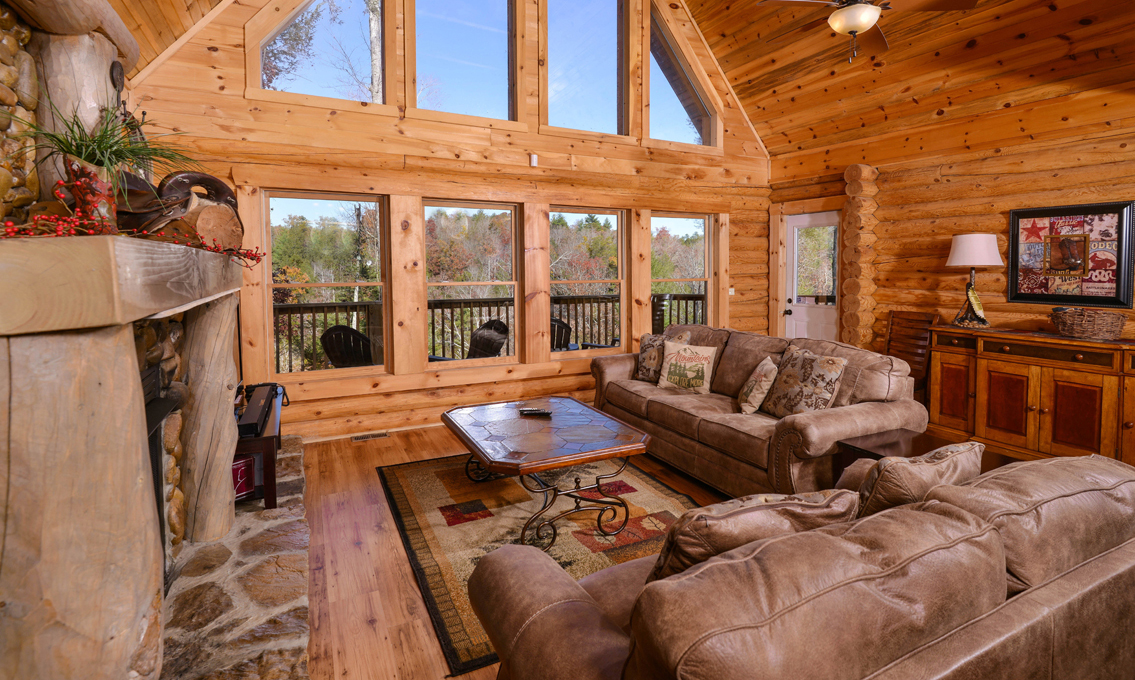 cabins hotel soaring property cabin home vacation tn gallery pigeon bedroom forge this us image arrow of two