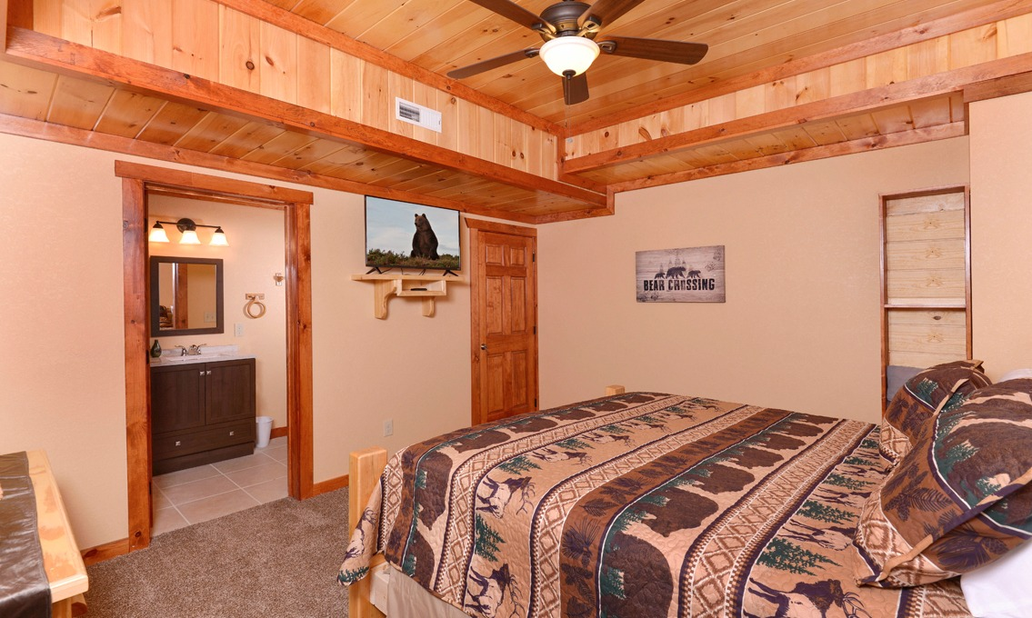 Pigeon Forge Cabins Savannah Splash