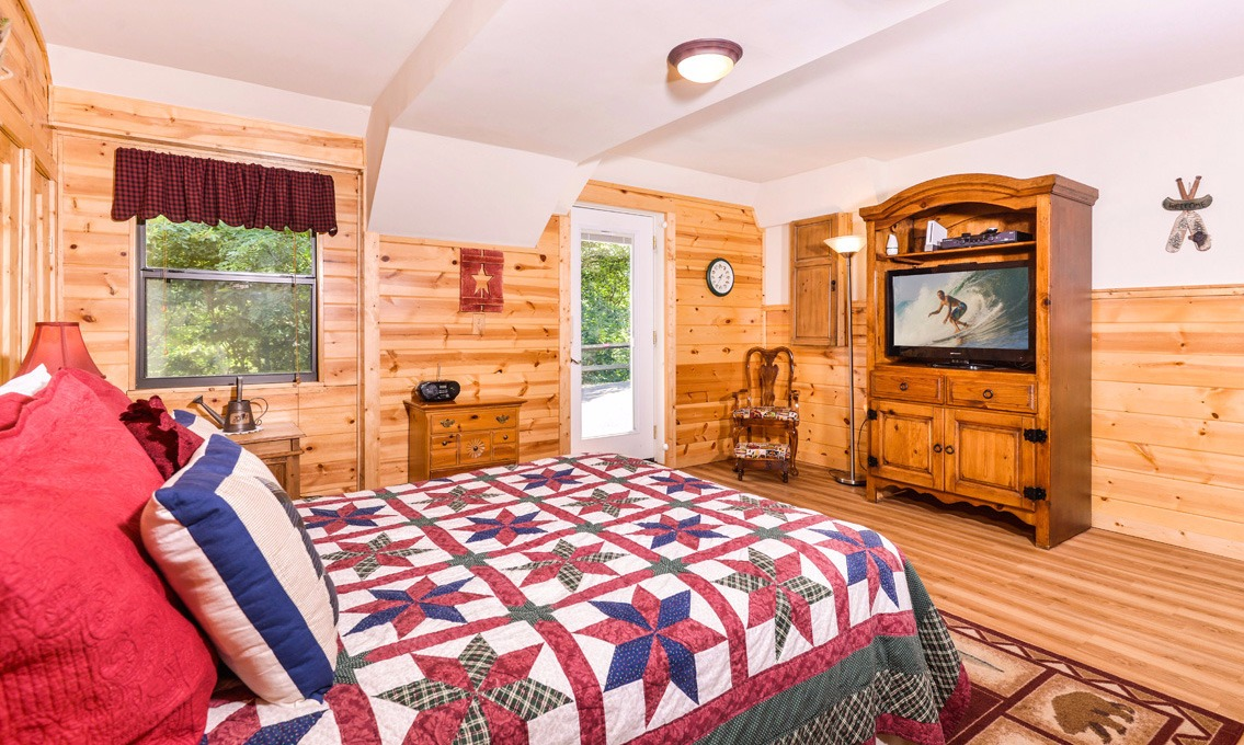 Sky Surfer Cabin Rental