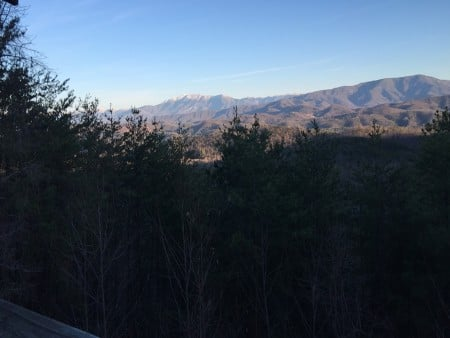 Pigeon Forge - Peak A View - View