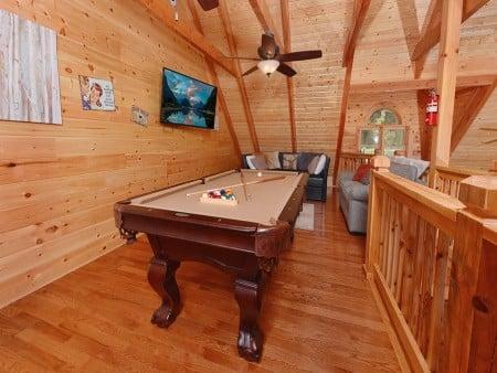 Gatlinburg - A Wildflower Retreat - Rec Room