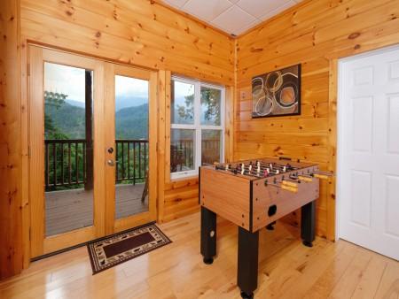 Gatlinburg Cabin - Absolute Heaven - Rec Room