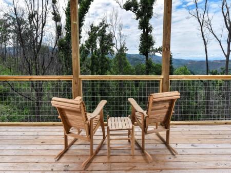 Gatlinburg - Big Bear Views Lodge - Exterior